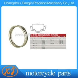 cnc machining WM model motorcycle aluminium wheel rim
