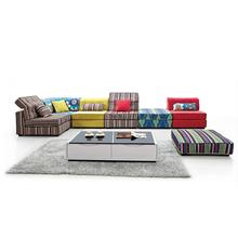 indian sofa set hot sale, colorful sofa for living room, 2015 Fashion Sofa Fabric Furniture #BM002
