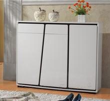 Modern Hign Gloss Living Room Shoe Cabinet Design A25