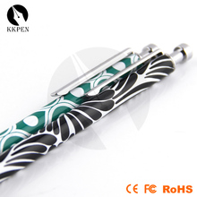 Jiangxin ball pen shape writing pen engraved made in China
