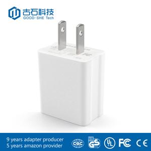 Дешевые импортные товары 5 Вт usb зарядное устройство UL FCC купить оптом напрямую из китая