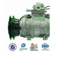10pa15c auto a/c compressor for MITSUBISHI PAJERO V32 MR149363