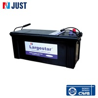 High discharge rate long life time service maintenance free car battery factory (MFN120)