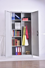 Tall steel cabinet/ office metal cabinet/ storage iron cabinet