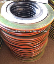 Monel400 spiral wound gaskets,sunwell have raw materials/SWG