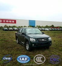 best quality double cabin mini pickup truck low price