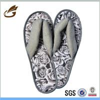 fancy disposable flip flop for girls pogo shoes slippers