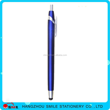 cheap gift screen touch pen with logo printing use for iphone