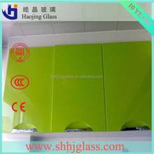 vinyl back painted glass,5mm 1830mm*2440mm