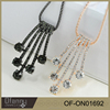 Dubai Shopping Online Jewelry Wholesale Fashion Necklace Crystal Design Musical Necklace