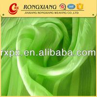 Fabric textile supplier China wholesale accordion pleats chiffon fabric