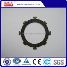 centrifugal clutch parts / motorcycle accessories / paper based motorcycle clutch plate