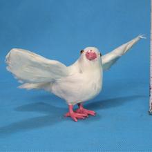 Jugar yard plástico molde de carreras blanco palomas venta