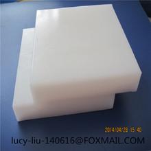 láminas de plástico rígido de UHMWPE