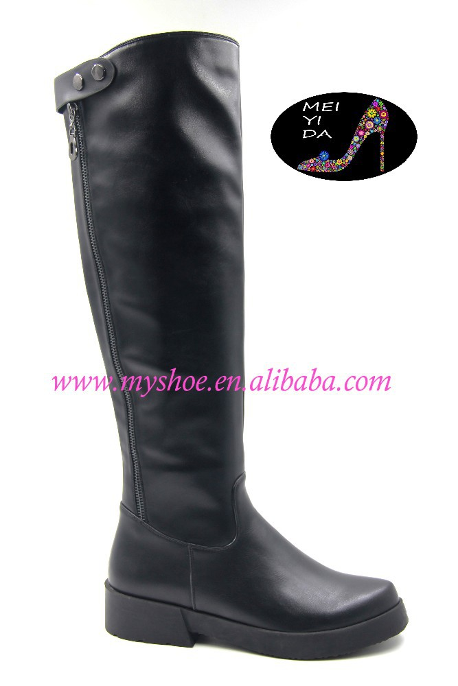 flat bottom personality boots buy winter boots