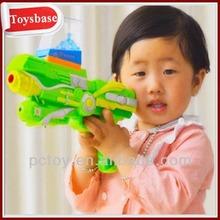 Water soft bullet gun toy