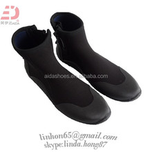 5mm Neoprene Zipper Dive Boots Water Sports