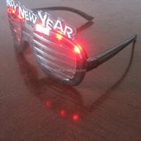 New Year Shutter Shades LED Party Sunglasses as Night Party Favors
