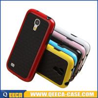 Hot sale TPU PC hybrid fancy cover for samsung galaxy s4 mini cute case