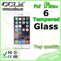 best tempered glass screen protector for iphone6,Curved Edge tempered glass screen protector for iphone 6 with Retail Package