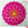 Low price cute decorative clothing patches and embroidered helicopter design