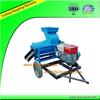 Top quality Sweet Corn Thresher machine with diesel engine