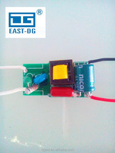 Top selling 18w Low THD 2.5kv surge 240ma open frame led driver