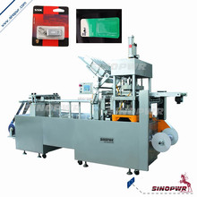 Automatic High Frequency Blister and paper sealing Machine for packaging U-disk with blister forming and cutting function