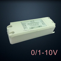 350ma 500ma 600ma 700ma constant current 36 volt 0-10v dimmable led driver 15w 20w 25w