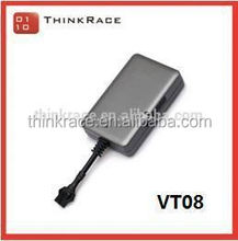 Thinkrace Global Multi Geo-fence Alarm auto track VT08For Motorcycle with Acceleration Sensor