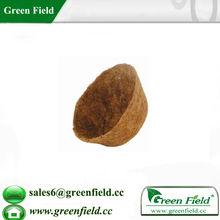 Natural garden coconut fibre importers,hanging basket garden coconut fibre importers