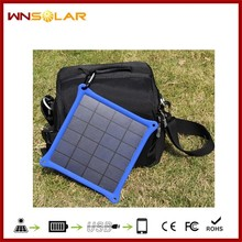 Economical high efficiency 5W solar panel solar mobile phone charger