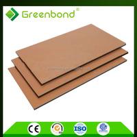 Greenbond aluminium composite panel exterior building facade materials panel facade