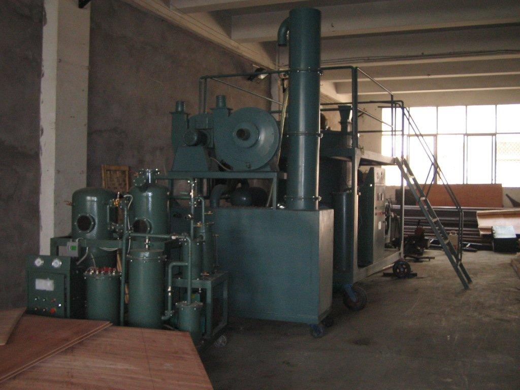 Mini Oil Plant : Mini motor oil recycling plant buy