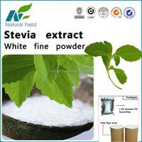 high pure stevia extract powder rebaudioside A 98%