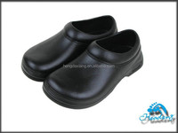 New Men Chef Shoes Black Kitchen Shoes Clog Non Slip Safety for Cook Shoes
