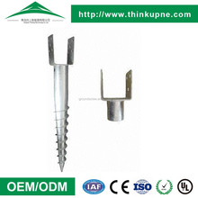 anchor bracelet 3.5KN capacity 91mm diammer 865mm screw piles
