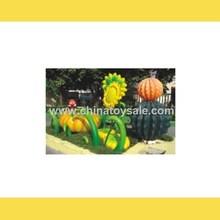 2015 China popular cheap garden decoration plastic trees