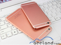 Full Body Rose Gold Sticker Decal Skin Sticker Wrap Phone Case for iPhone 6S 4.7'' Plus