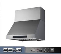 Newest kitchen product Attractive design cheap 90 new cooking range hood In stock