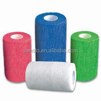 wholesale price latex free self adhesive bandage cheap high hardness