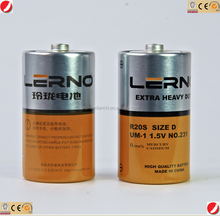 R20 dry battery manufacturer
