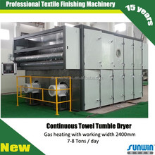 Automatic Textile Industrial Towel Dryer Machine