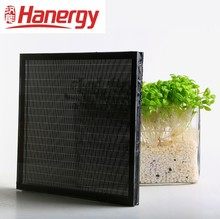 Hanergy BIPV thin film transparent photovoltaic product