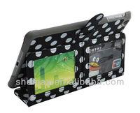 Polka Dot protective sleeve For ipad mini protective shell holster