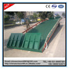 6000kg hydraulic container ramp/mobile container loading ramp/adjustable yard ramp factory price