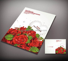 Full colour printing thick card with cheap prices