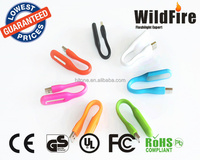 hose USB touch lamp can be arbitrarily bent PC notebook general external power LED lamp
