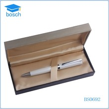 fashion metal ballpoint pen with chain custom metal ball pen wholesale