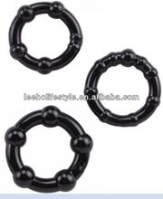 Cheap good quality TPR delay ejaculation penis ring